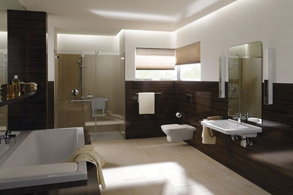 Accessible Homes Disabled Bathroom Toilet Requirements - Bathroom modifications for disabled