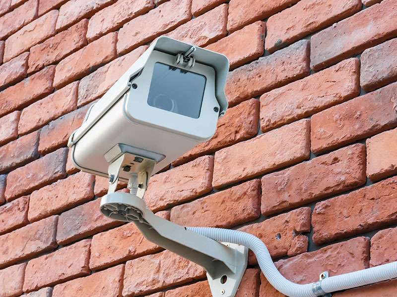 Surveillance Camera - InDesign Access Sydney
